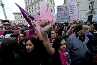"""Non Una di Meno va in Campidoglio: """"Gli spazi delle donne vanno moltiplicati, non chiusi"""""""