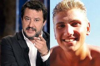 """Omicidio Marco Vannini, Matteo Salvini: """"Vergogna, la sua vita vale solo 5 anni di carcere?"""""""