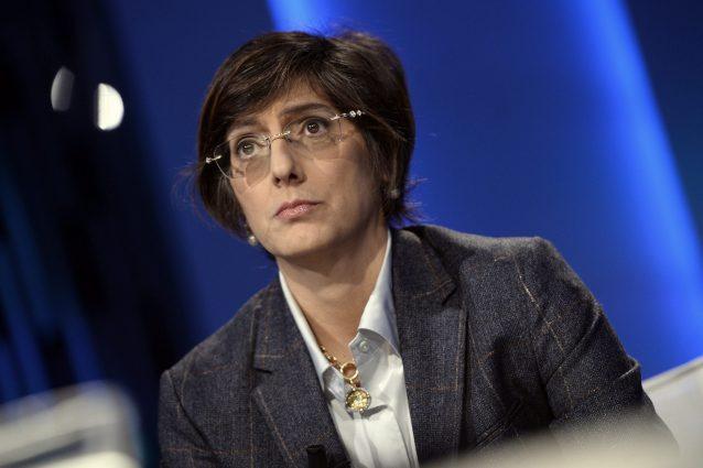 Il ministro della Pubblica Amministrazione Giulia Bongiorno
