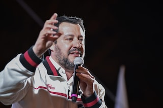 Il tour di Matteo Salvini nel Lazio per vincere i ballottaggi. E attacca ancora Virginia Raggi