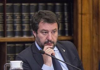 """Matteo Salvini: """"Deferite 17 persone per le proteste a Casal Bruciato, la violenza non è tollerata"""""""