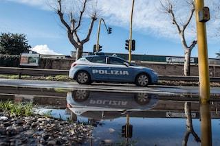 Rieti, tragico incidente su via Salaria: morta una donna, è stata sbalzata fuori dalla sua auto