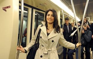 La sindaca Raggi non dice nulla sui tempi di riapertura della Metro Repubblica