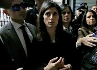"""Casal Bruciato, Virginia Raggi: """"Un sindaco deve stare vicino agli ultimi"""""""