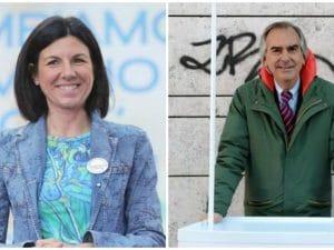 I candidati al ballottaggio