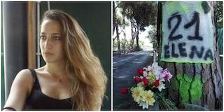 """Via Ostiense vietata a moto e bici nel tratto dove è morta Elena Aubry: """"Buche pericolose"""""""