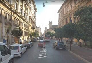 Roma, esplosione in via XX settembre: crollato appartamento, strage sfiorata