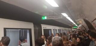 Metro di Roma, chiusa la stazione Manzoni per guasto tecnico