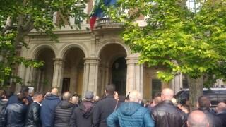 Ncc, riesplode la protesta a Roma: sit in a oltranza davanti al ministero dei Trasporti