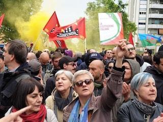 Casal Bruciato, attivisti denunciati per manifestazione di solidarietà con famiglia rom