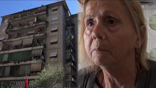 """Casal Bruciato, 80enne malata sfrattata da casa popolare: """"Dov'è chi diceva 'prima gli italiani'?"""""""