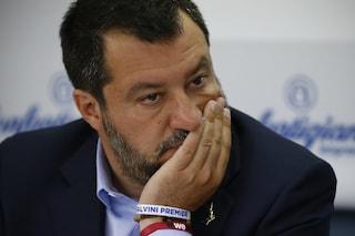 """Monterotondo, Matteo Salvini: """"Abbraccio Deborah, non merita il carcere"""""""