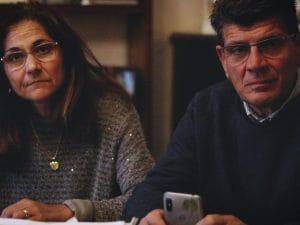 Marina Conte e Valerio Vannini
