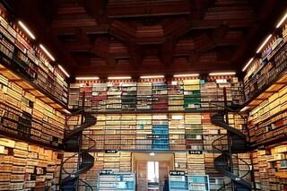 All'École française di Roma 220mila libri nella biblioteca su tre piani di Palazzo Farnese