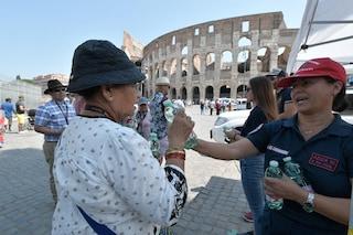 Allerta caldo Roma, il bollettino del Ministero: domenica temperatura scende a 33 gradi