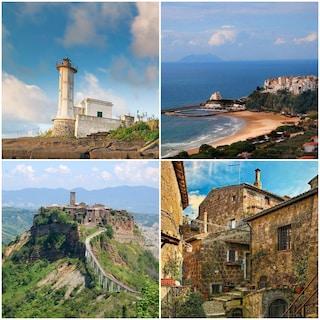 Borghi più belli d'Italia, per la Cnn quattro di questi si trovano nel Lazio