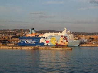 Ritrovato morto in mare il passeggero disperso del traghetto Moby Dada