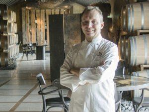 Lo chef Oliver Glowig