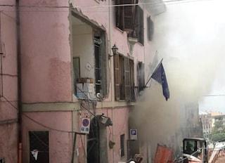 Esplosione in sede Comune di Rocca di Papa: 16 feriti, procura indaga per disastro colposo