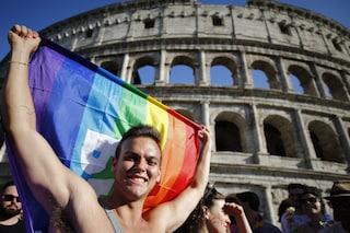 Sabato il Roma Pride 2019: orari e percorso del corteo