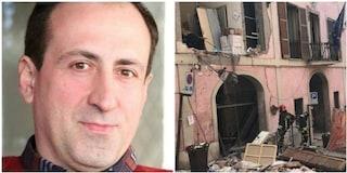 Esplosione a Rocca di Papa: morto il sindaco Emanuele Crestini, lutto ai Castelli Romani