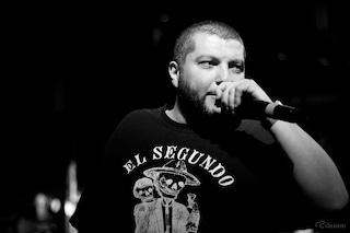 """Il rapper Kento difende gli studenti: """"Ma quale droga party, alla Sapienza un bellissimo concerto"""""""