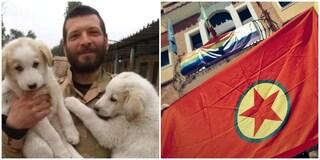 A Montesacro un parco intitolato a Lorenzo Orsetti, morto combattendo contro Isis