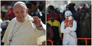 """Papa Francesco e la lettera contro il razzismo dei Vescovi del Lazio: """"Respingere l'intolleranza"""""""