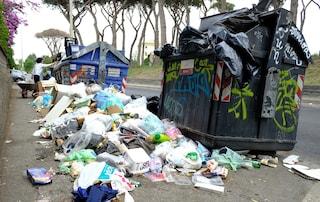 """Regione e Governo si mobilitano per ripulire Roma sommersa dai rifiuti: """"Ordinanza d'emergenza"""""""