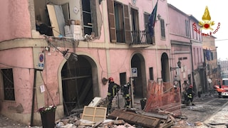 Rocca Di Papa, in fuga gli operai hanno causato l'esplosione: rintracciati dai carabinieri