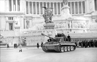 4 giugno 1944, Liberazione di Roma: la Capitale libera dall'occupazione nazifascista