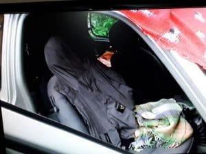 L'auto dove dormivano i tre disoccupati
