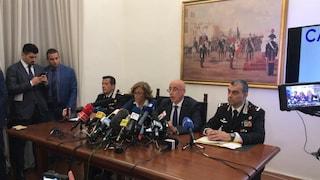 """Carabiniere ucciso, la conferenza stampa sulle indagini: """"Cerciello aveva dimenticato l'arma"""""""