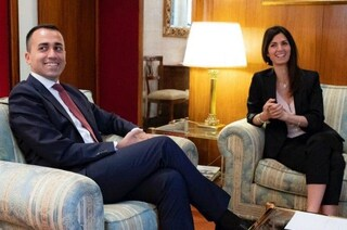 """Luigi Di Maio difende Virginia Raggi: """"Tentativo di dividerci. Più ci attaccano e più ci rafforzano"""""""