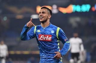 Aggressione ad Ounas dopo Frosinone-Napoli, arrestati tifosi ciociari: Daspo per 5 anni