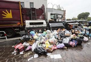 Emergenza rifiuti a Roma: ecco le 7 aree dove transiteranno 800 tonnellate di rifiuti al giorno
