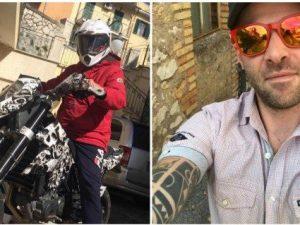 Antonino Maglia morto in moto a 35 anni