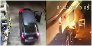 Tor Bella Monaca, sperona auto di 2 ragazze e la dà alle fiamme: arrestato latitante, era fuggito