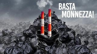 Emergenza rifiuti, i sostenitori di Virginia Raggi convocano sit in contro la Regione Lazio