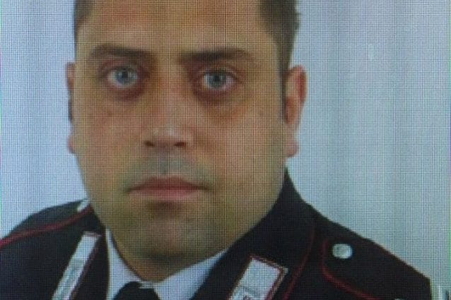 Il vicebrigadiere dei carabiniere Mario Cerciello Rega