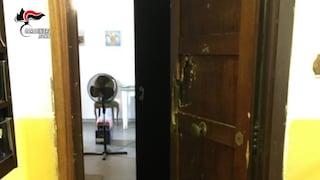 San Basilio, la casa popolare diventa base di spaccio: sequestrato appartamento dell'Ater