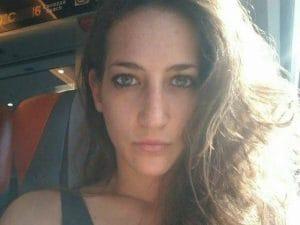 Elena Aubry, la 26enne morta in un incidente sulla Ostiense