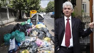 """Rifiuti Roma, l'ex ad di Ama Fortini: """"Serve un sito di stoccaggio ma progetto fermo dal 2013"""""""