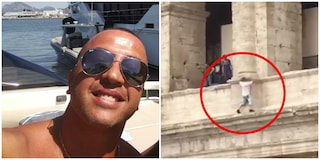 Chi è Franco Magni, l'uomo che ha minacciato di buttarsi dal Colosseo