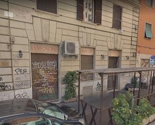 San Lorenzo, incendio in un appartamento di via dei Piceni: la natura è dolosa