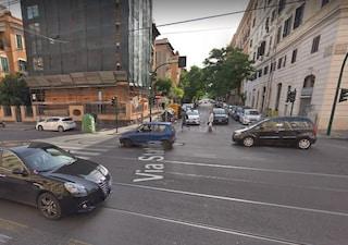 Esquilino, incindente tra tram e autobus a via Filiberto: sei feriti in ospedale