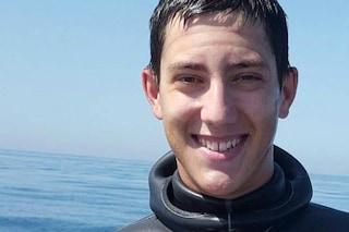 Latina, il giovane sub Lorenzo Igliozzi morto annegato durante un'immersione