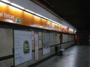 Metro Ottaviano – immagine di repertorio