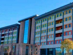 L'ospedale Spaziani (Foto della Asl di Frosinone)