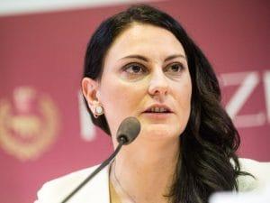 Sara Seccia, neo vice–presidente del Consiglio comunale di Roma